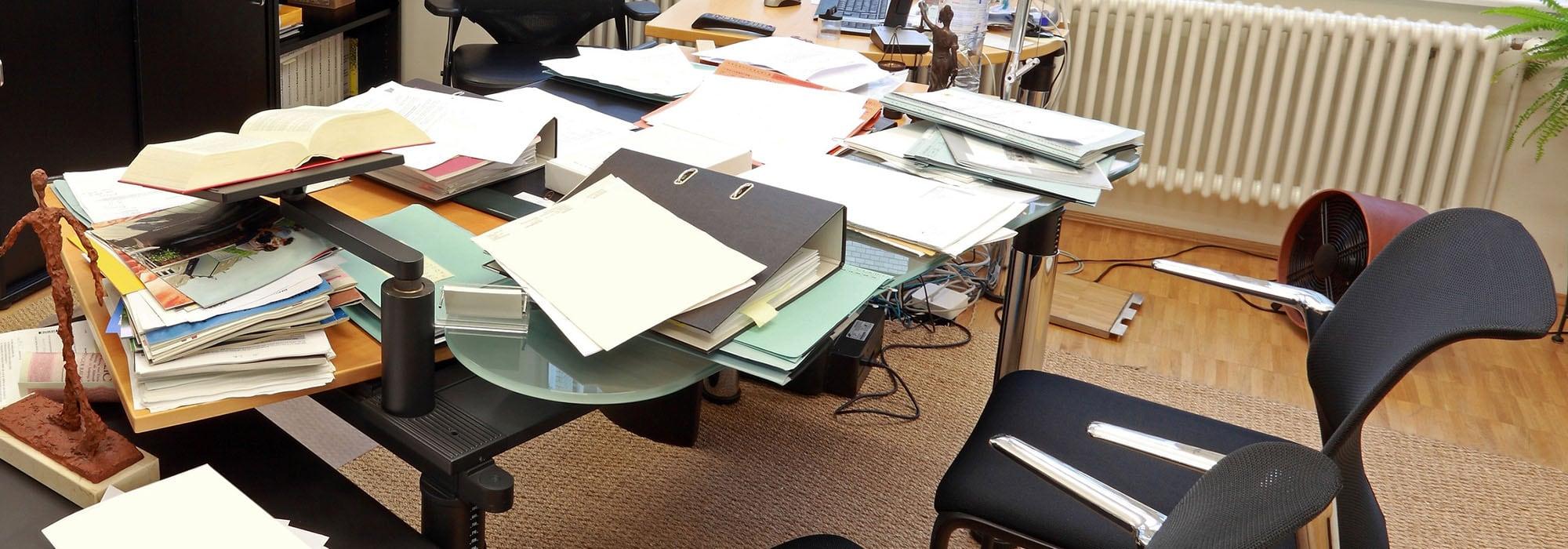 Buroorganisation Nie Wieder Suchen Najka Agentur